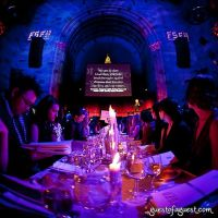 YMA Fashion Schlorship Fund Awards Dinner #155