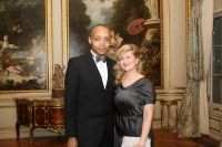 Young Fellows of the Frick with the Diamond Deco Ball #55