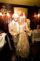The Supper Club NY's Marie Antoinette Boudoir #7