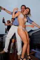 Day and Night Beach Club and SBE Birthday #25