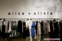 Alice and Olivia Opening #8