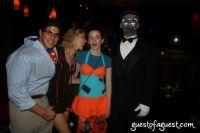 Halloween Night Masquerade at Lucky Strike #9