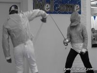 Tim And Jason Fencing Event #9
