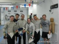 Tim And Jason Fencing Event #40