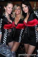 NASCAR Champ Celebration Inside Marquee #24