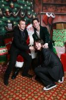 Ricky and Josh's Christmas Party #11