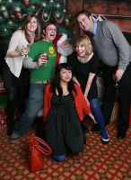 Ricky and Josh's Christmas Party #22