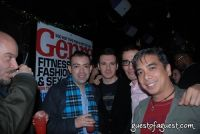 Genre Magazine Holiday Party #109