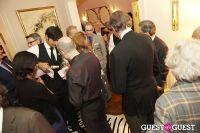 Deborah Buck Hosts a Dinner to Benefit Manitoga #88