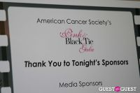 American Cancer Society's Pink & Black Tie Gala #184