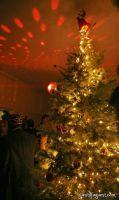 Masquerade christmas party #4