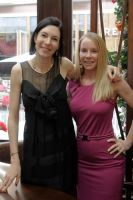 Front Row kick off event- Jill Kargman's Arm Candy at Ginger #24
