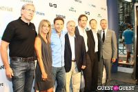 Cast of Royal Pains at Lacoste #129