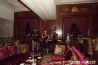Robb Report at the Plaza Hotel Rose Club #63