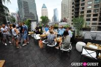 Rooftop Sunday party #109