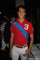 Young polo player, Michael Muldoon.