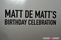 Matt DeMatt's Birthday! #125