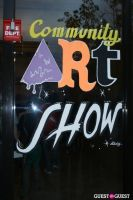 Art Walk and Cupcake Showdown #45