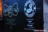 pop up party at the Brooklyn Bowl #98
