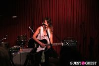 KT Tunstall at The Hotel Cafe #37