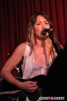 KT Tunstall at The Hotel Cafe #52