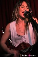 KT Tunstall at The Hotel Cafe #61
