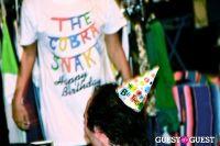 Official Cobrashop Birthday Extravaganza. #42