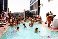 Creme de la Creme X Games Pool Party at The Standard #49