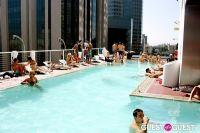 Creme de la Creme X Games Pool Party at The Standard #80