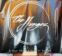 The Hunger Pop Up #201