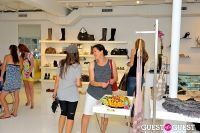 Melissa Shoes Event @ Scoop East Hampton #109