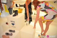 Melissa Shoes Event @ Scoop East Hampton #127