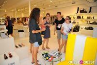Melissa Shoes Event @ Scoop East Hampton #154