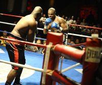 Boxing at BB Kings #1