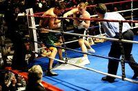 Boxing at BB Kings #4