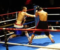 Boxing at BB Kings #10