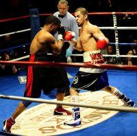 Boxing at BB Kings #11