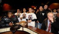 Boxing at BB Kings #22
