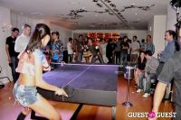 SPiN, a Model Ping Pong Tournament #152