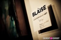"""Blaise + Co. Contemporary Art presents """"Le Pope of Fools"""" at Gallery Bar #38"""