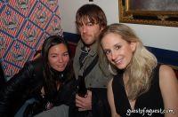 Guest of a Guest / Williamson PR Paris Fashion Week Party #37