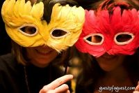 Soho Synagogue Venetian Mask Purim Party II #3
