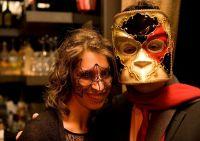 Soho Synagogue Venetian Mask Purim Party I #12