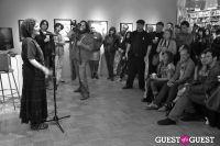 Dee Dee RAMONES Memorial Art Exhibit. #2