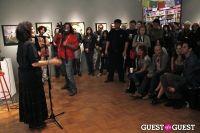 Dee Dee RAMONES Memorial Art Exhibit. #3