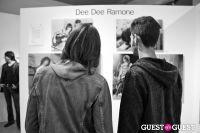 Dee Dee RAMONES Memorial Art Exhibit. #24