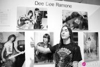 Dee Dee RAMONES Memorial Art Exhibit. #26
