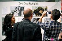 Dee Dee RAMONES Memorial Art Exhibit. #43