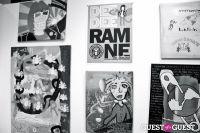 Dee Dee RAMONES Memorial Art Exhibit. #44