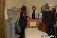 Beljanski Wellness Center staff with guests in treatment room.